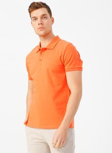 Fabrika Fabrika Mercan Erkek Polo T-Shirt Mercan